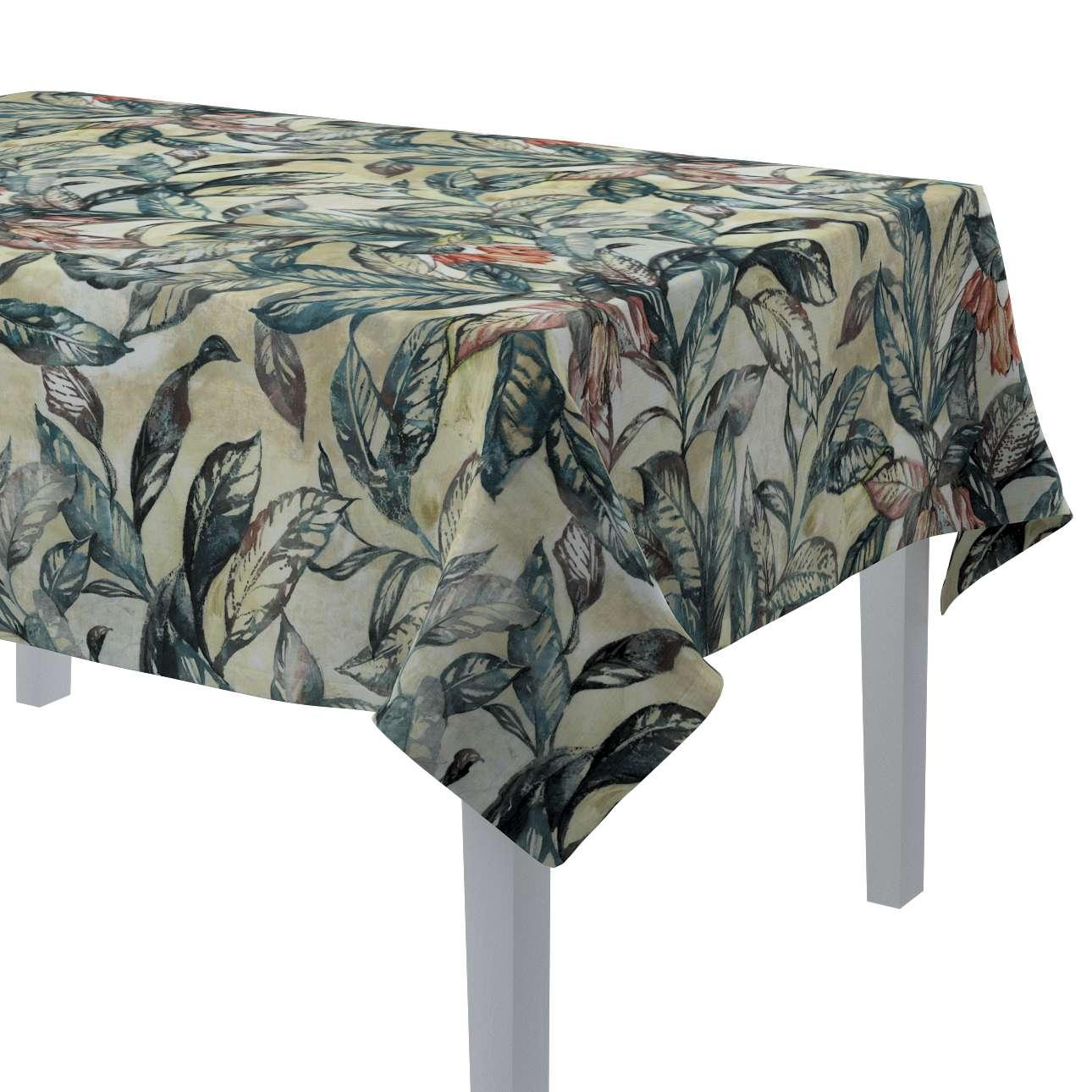 Staltiesės (stalui su kampais) kolekcijoje Abigail, audinys: 143-08