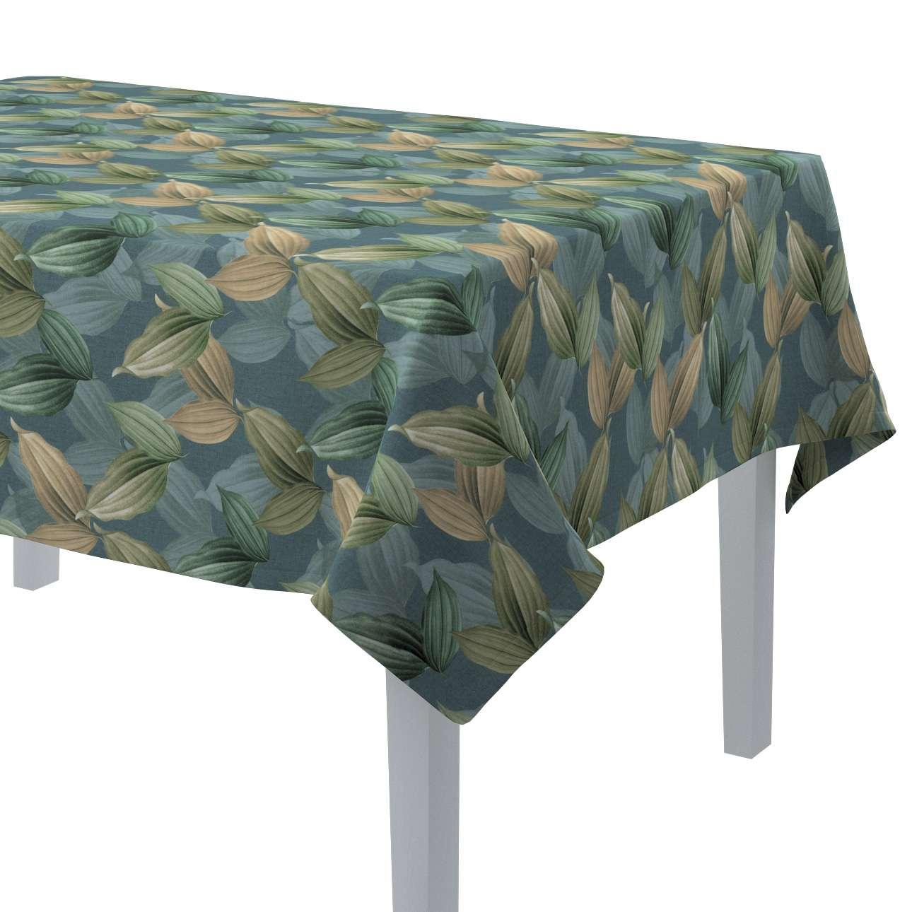 Obrus na stôl obdĺžnikový V kolekcii Abigail, tkanina: 143-20