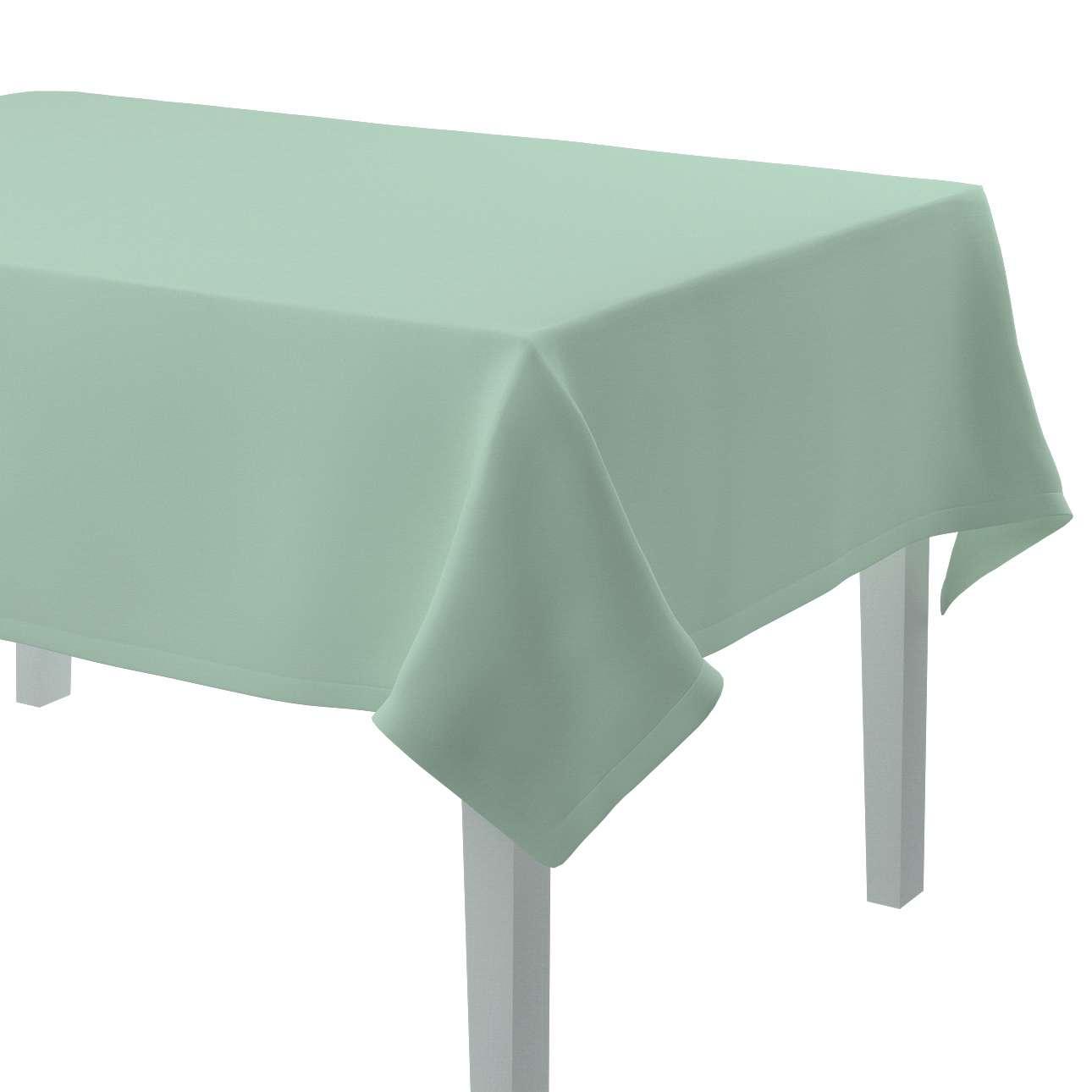 Rektangulær bordduk fra kolleksjonen Loneta, Stoffets bredde: 133-61