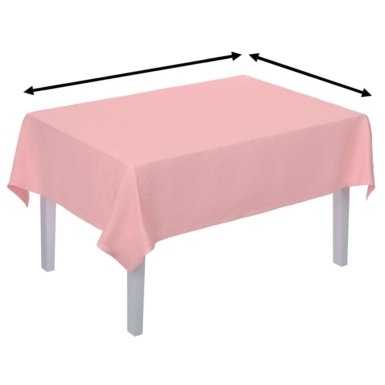 Rectangular tablecloth in collection Loneta , fabric: 133-39