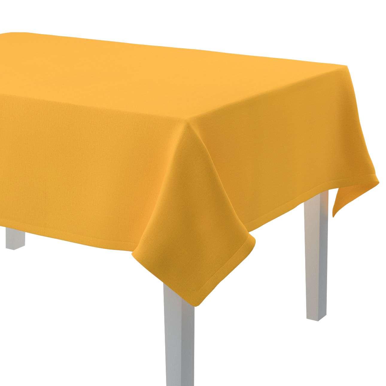 Rektangulær bordduk fra kolleksjonen Loneta, Stoffets bredde: 133-40