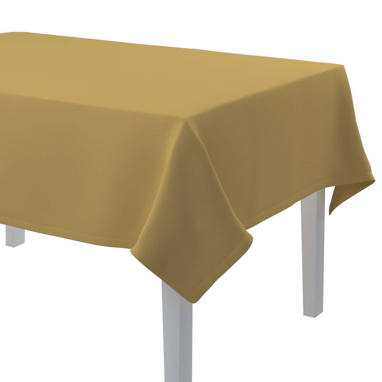 Rechthoekig tafelkleed van de collectie Cotton Panama, Stof: 702-41
