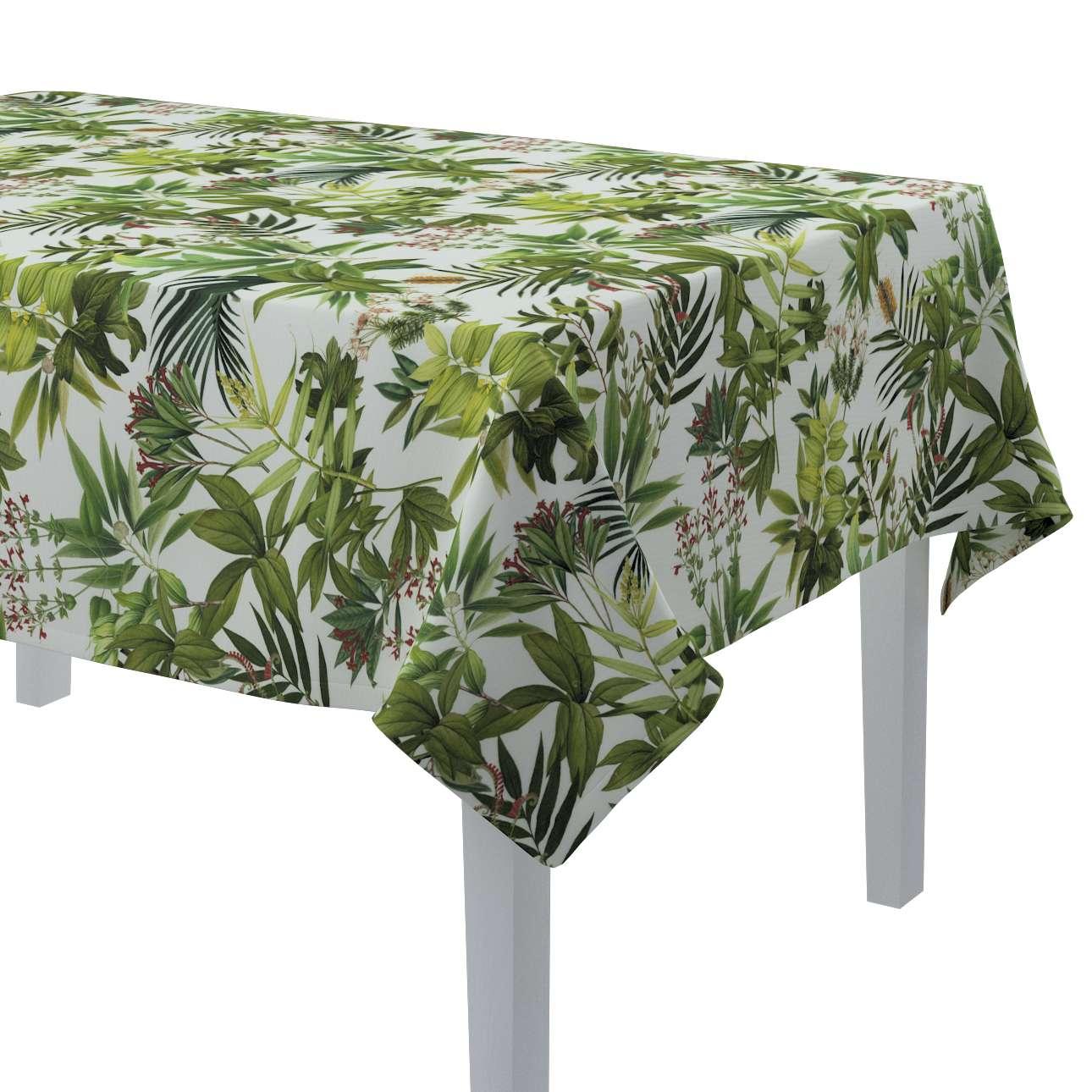 Staltiesės (stalui su kampais) kolekcijoje Tropical Island, audinys: 143-69