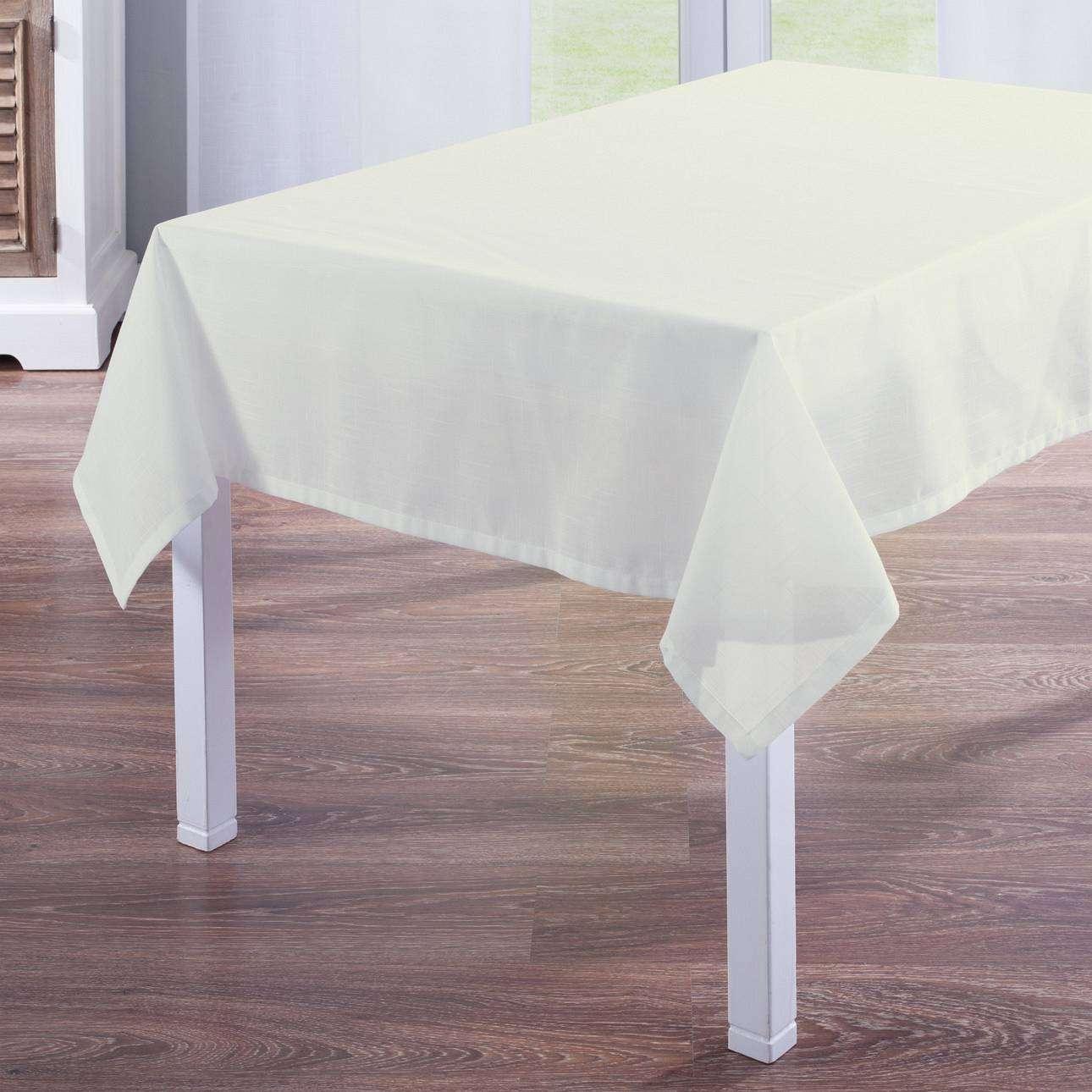 Obrus na stôl obdĺžnikový V kolekcii Romantica, tkanina: 128-88
