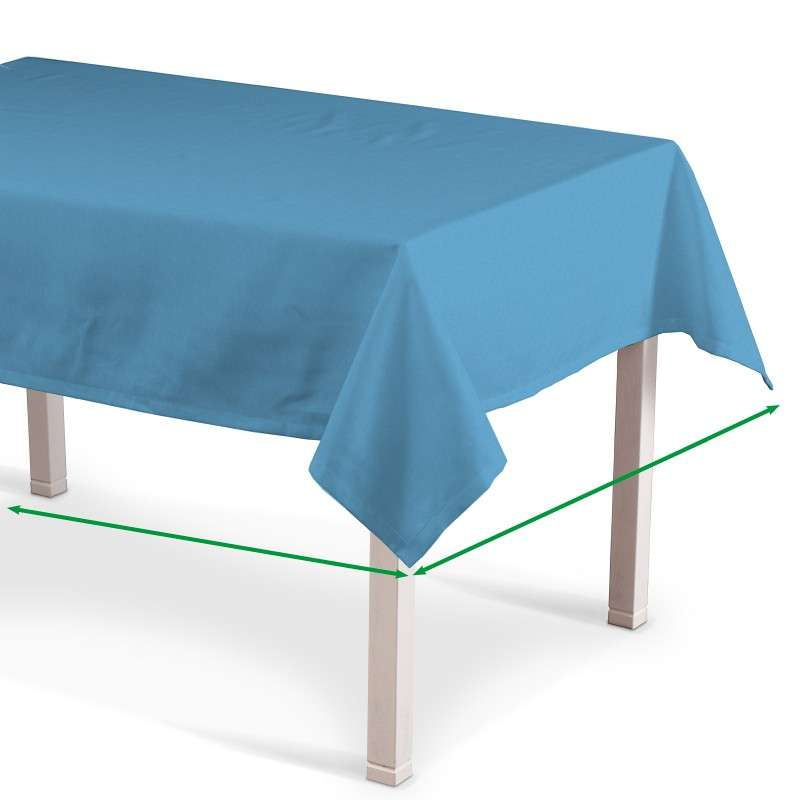 Rectangular tablecloth in collection Jupiter, fabric: 127-70