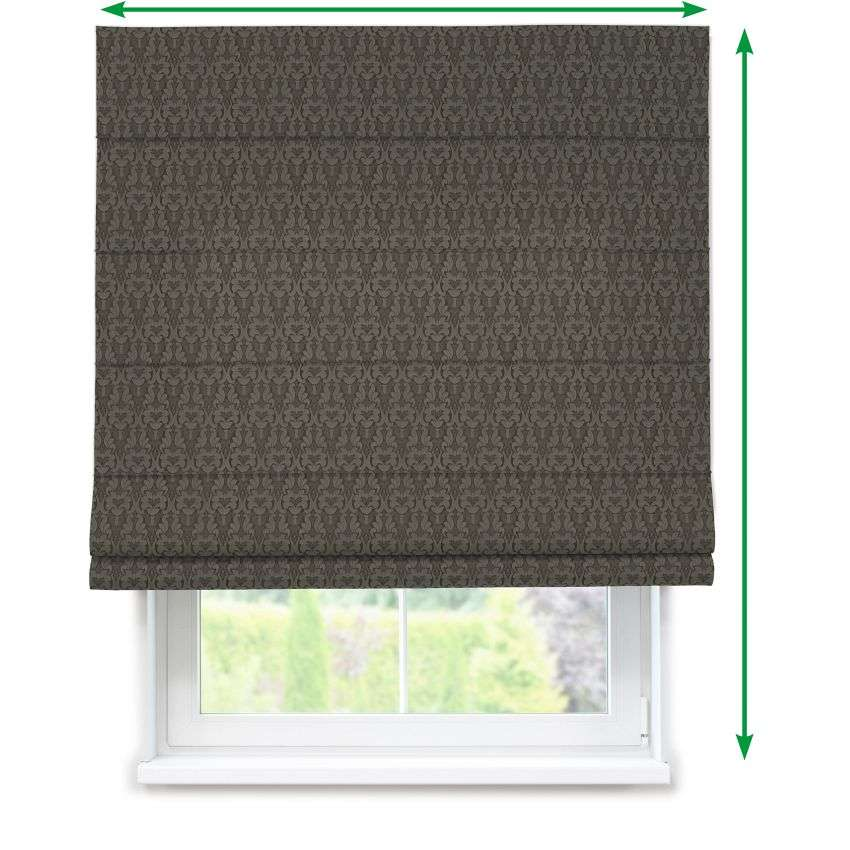 Capri roman blind in collection Victoria, fabric: 130-09