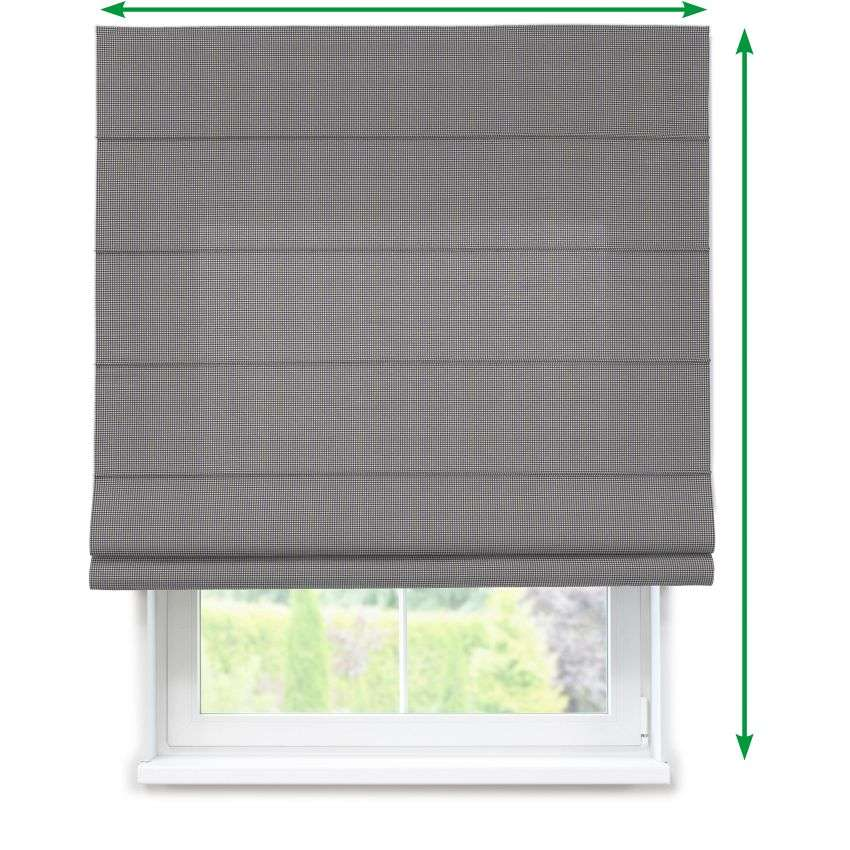 Capri roman blind in collection Amelie , fabric: 135-64