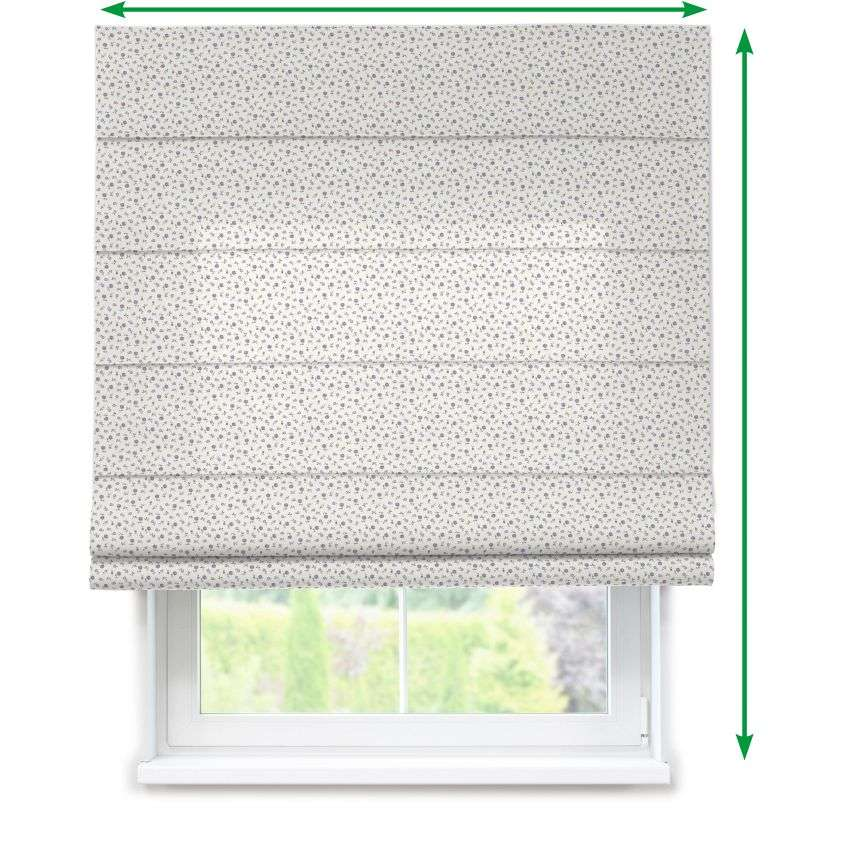 Capri roman blind in collection Amelie , fabric: 136-75