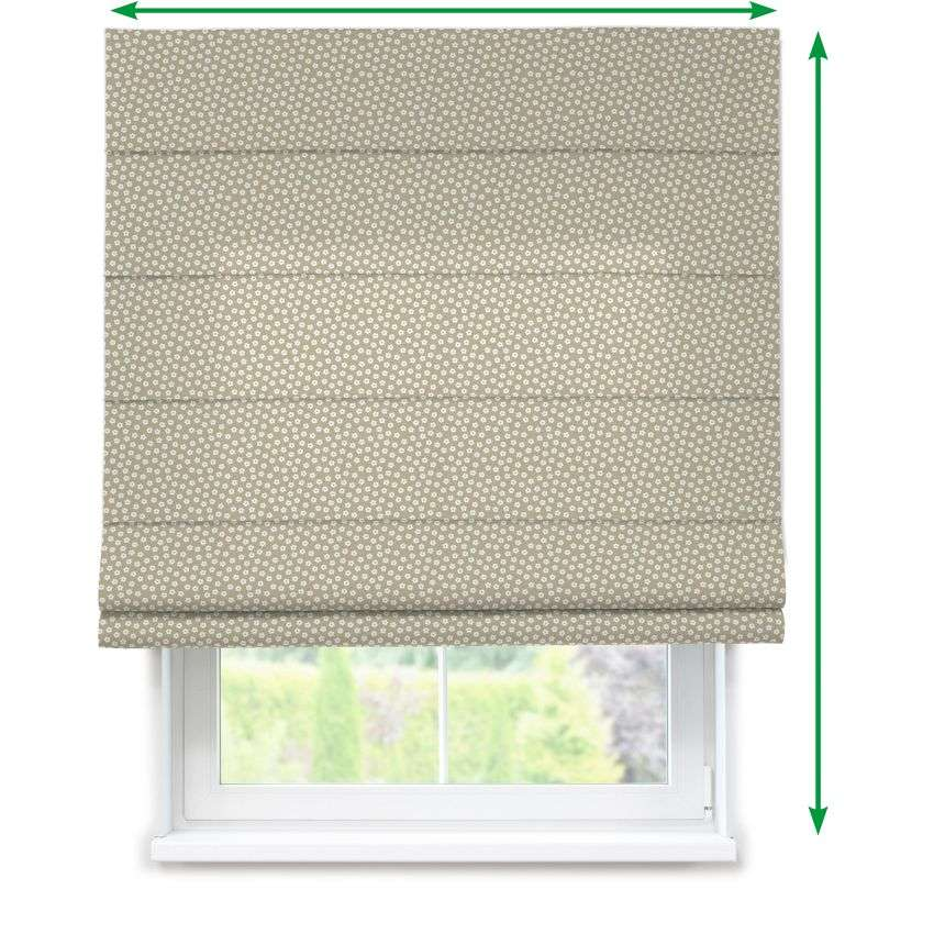 Capri roman blind in collection SALE, fabric: 137-59