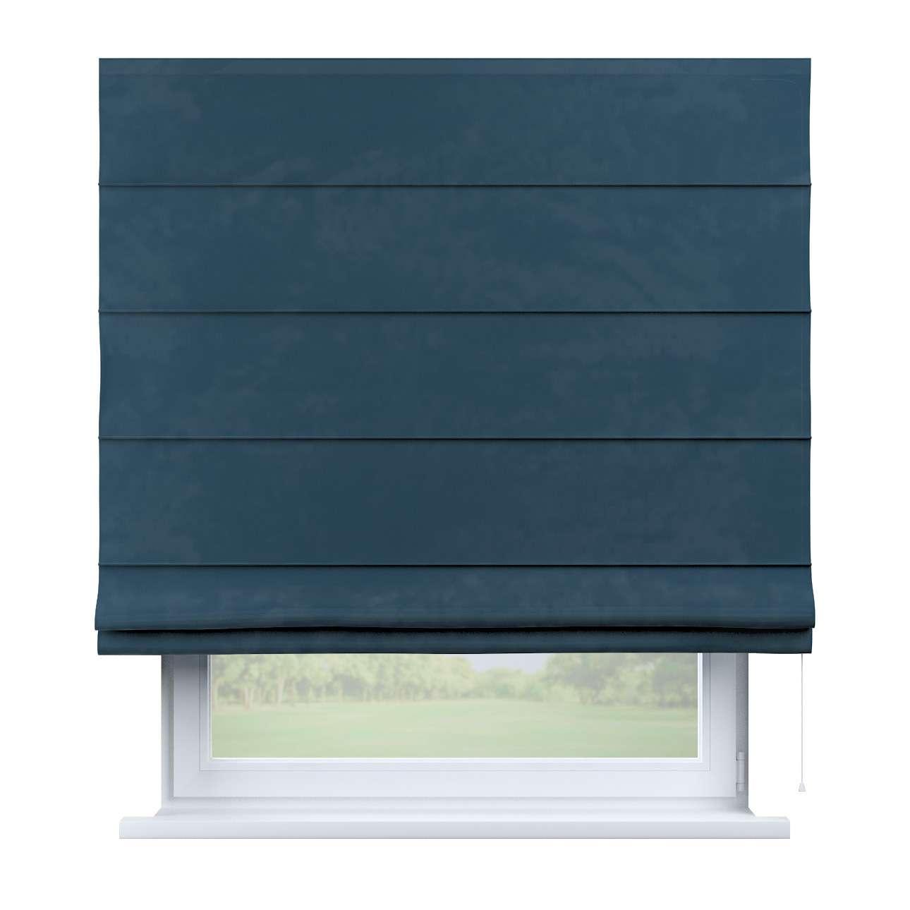 Capri roman blind in collection Velvet, fabric: 704-16