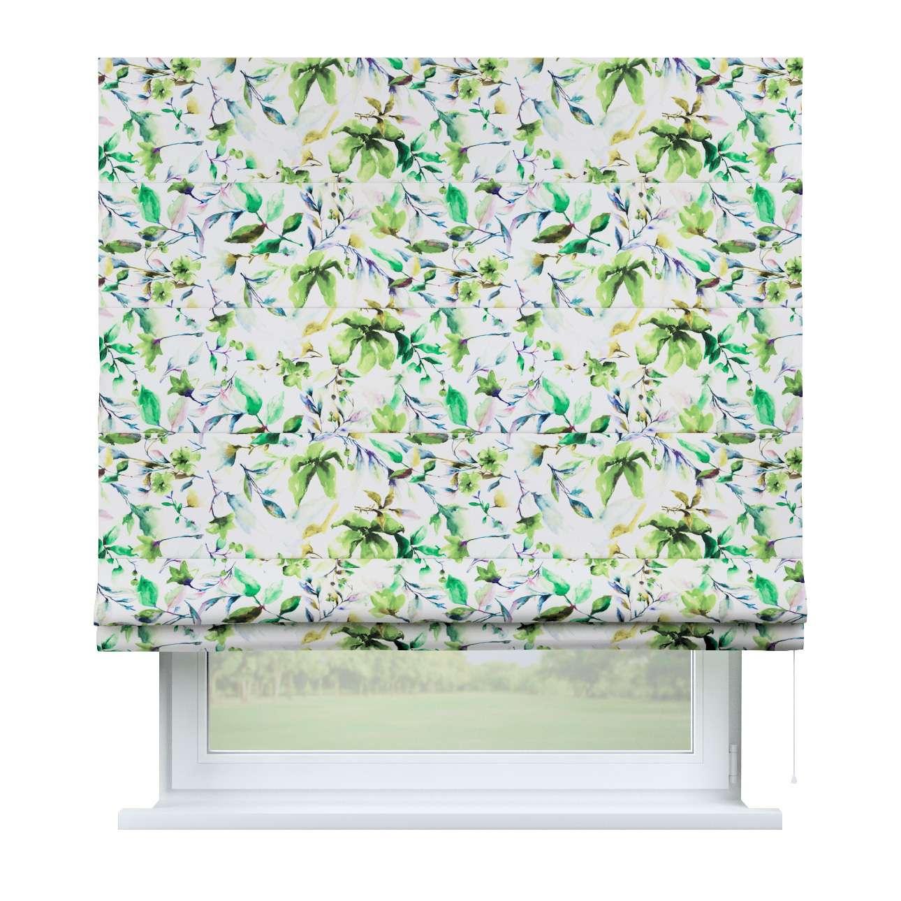 Capri roman blind in collection Velvet, fabric: 704-20