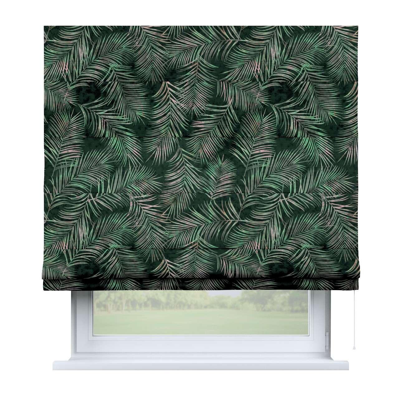 Foldegardin Capri<br/> fra kollektionen Velvet, Stof: 704-21