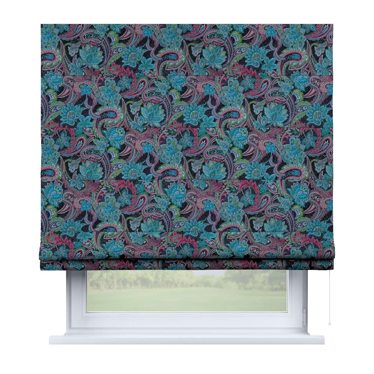 Foldegardin Capri<br/>Uden flæsekant fra kollektionen Velvet, Stof: 704-22