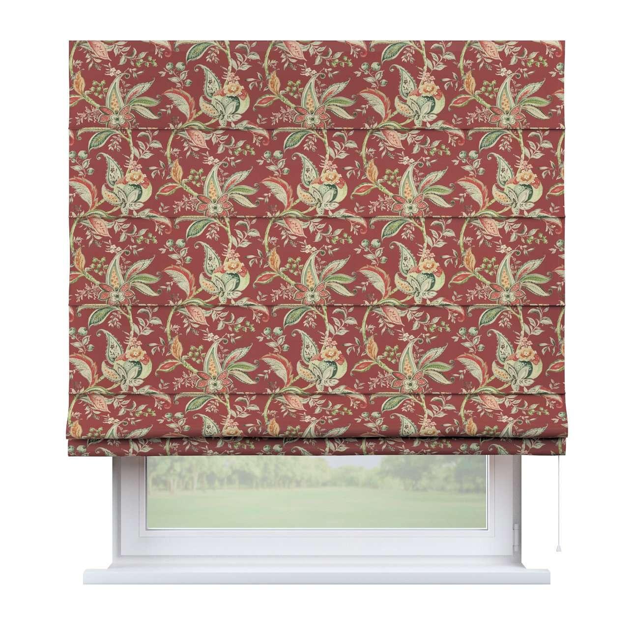 Laskosverho Capri<br/>Läpinäkyvä ja imentävät mallistosta Gardenia, Kangas: 142-12