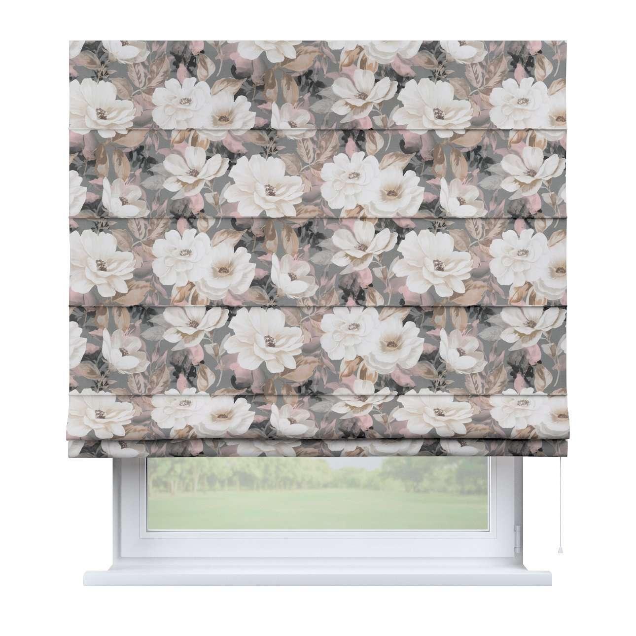 Capri roman blind in collection Gardenia, fabric: 142-13