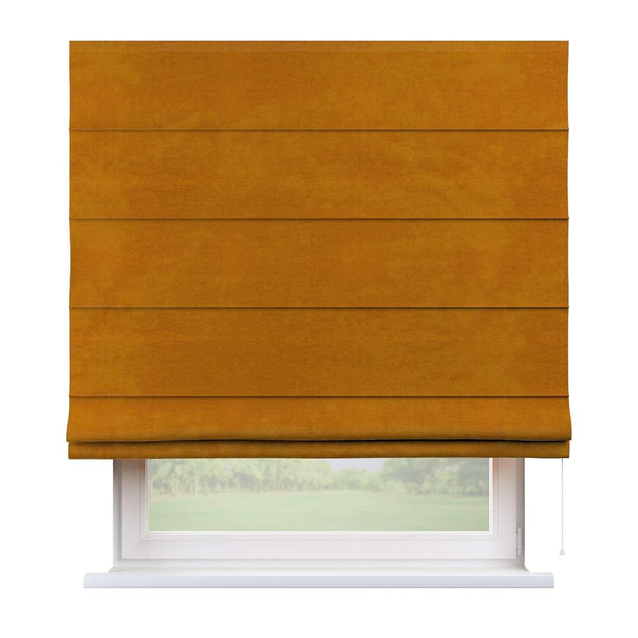 Capri roman blind in collection Velvet, fabric: 704-23