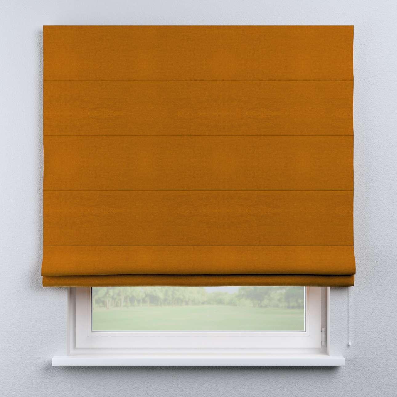 Billie roman blind in collection Posh Velvet, fabric: 704-23