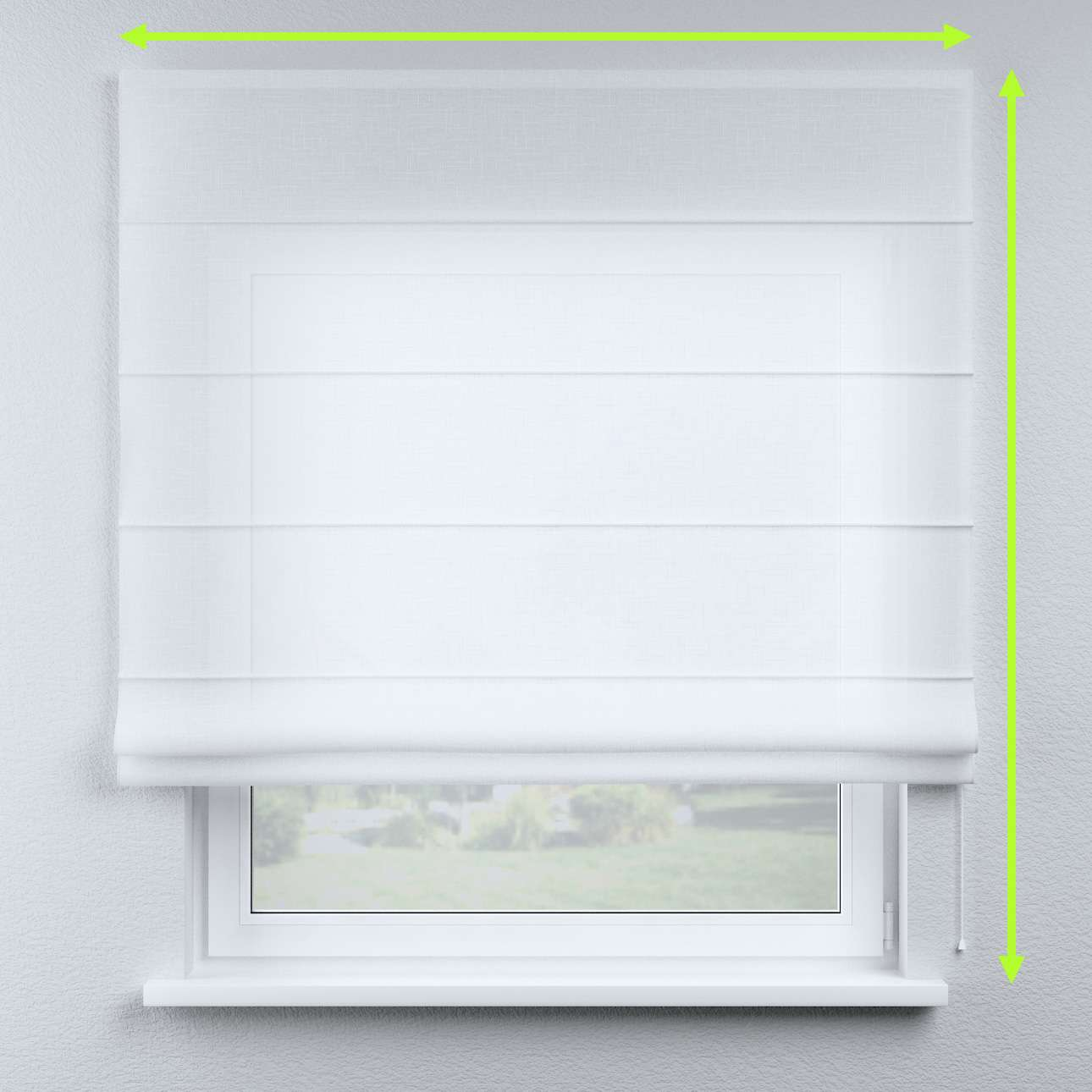 Billie roman blind in collection Sweet Secret, fabric: 128-77