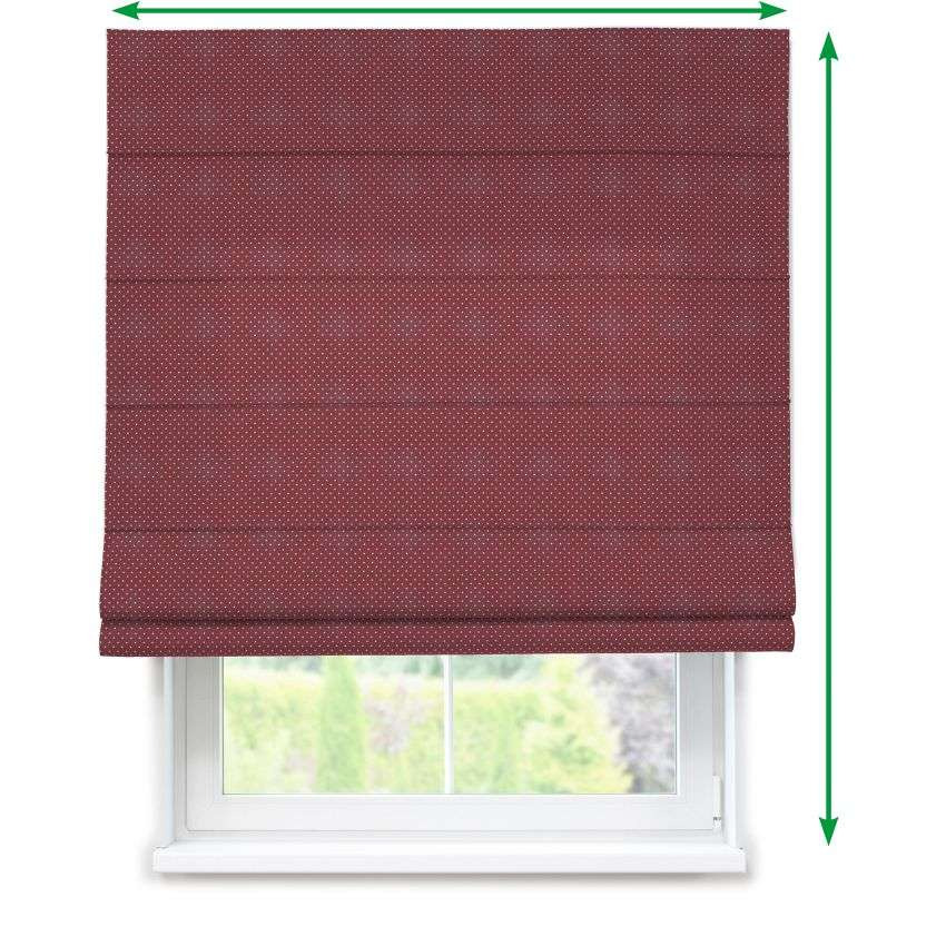 Capri roman blind in collection Christmas , fabric: 630-60