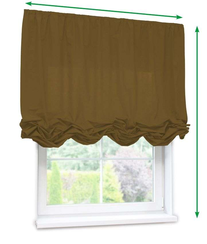 Austrian roman blind  in collection Taffeta , fabric: 104-03