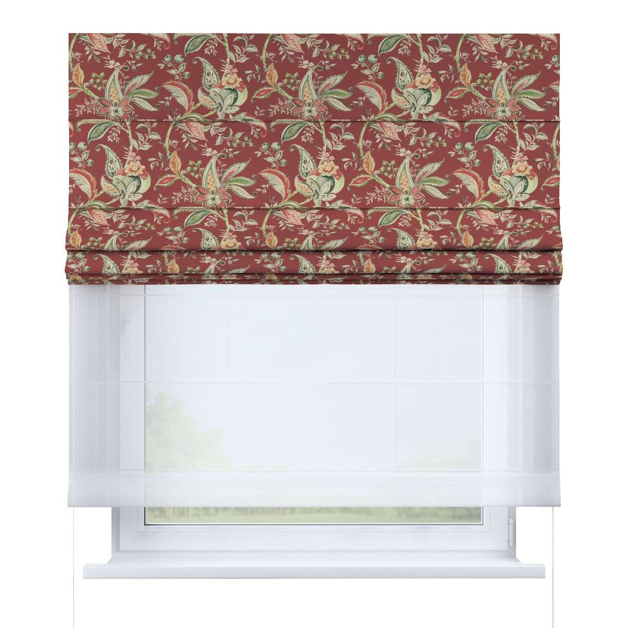 Duo med voile fra kollektionen Gardenia, Stof: 142-12