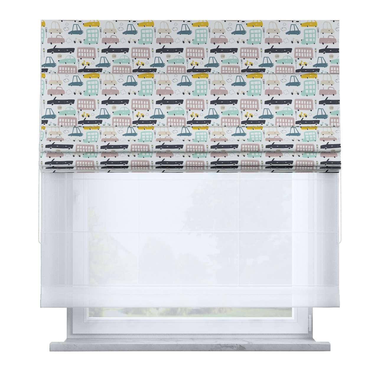 Raffrollo Duo 130×170cm von der Kollektion Magic Collection, Stoff: 500-02
