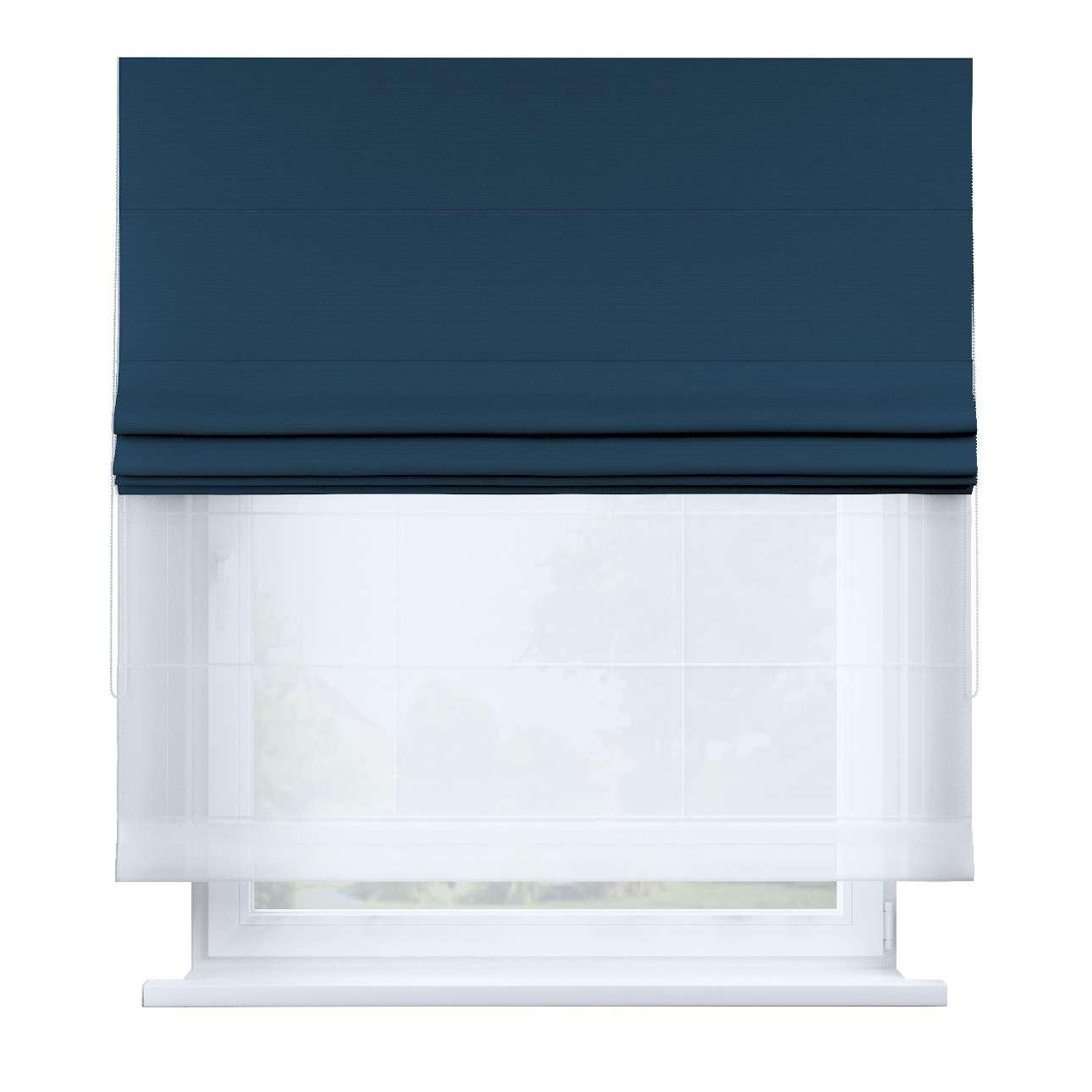 Raffrollo Duo 130×170cm von der Kollektion Cotton Story, Stoff: 702-30