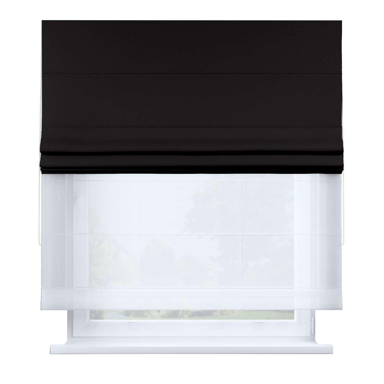 Raffrollo Duo 130×170cm von der Kollektion Cotton Story, Stoff: 702-09