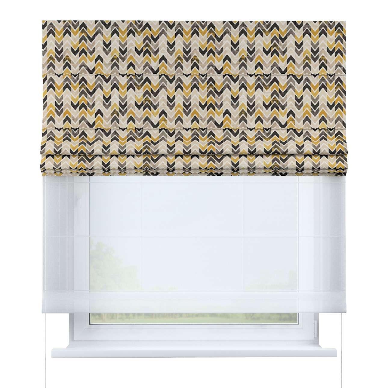 Roleta rzymska Duo w kolekcji Modern, tkanina: 142-79