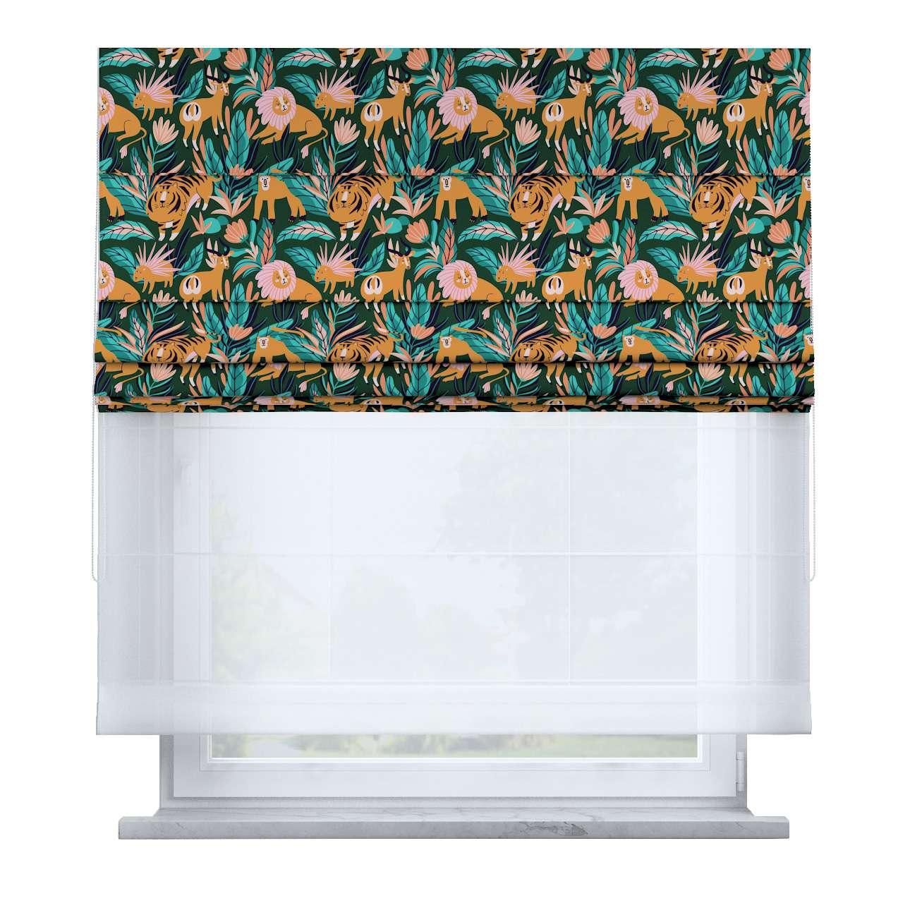 Raffrollo Duo 130×170cm von der Kollektion Magic Collection, Stoff: 500-42