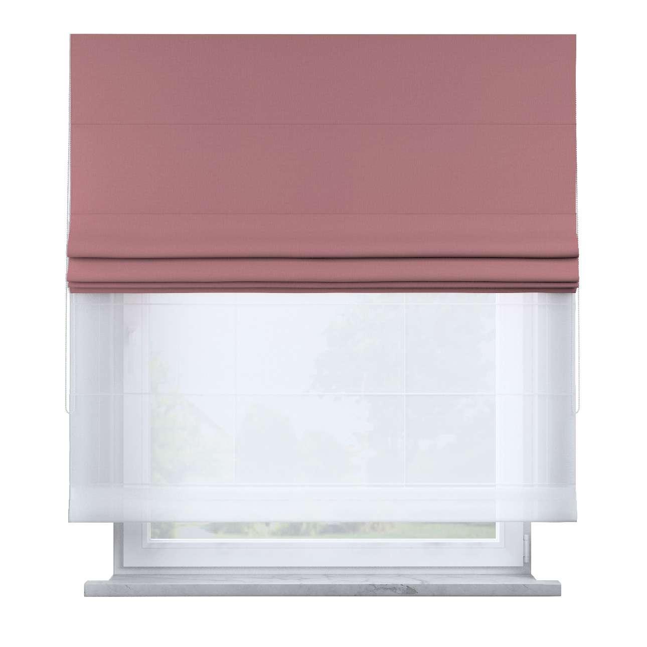 Raffrollo Duo 130×170cm von der Kollektion Cotton Story, Stoff: 702-43