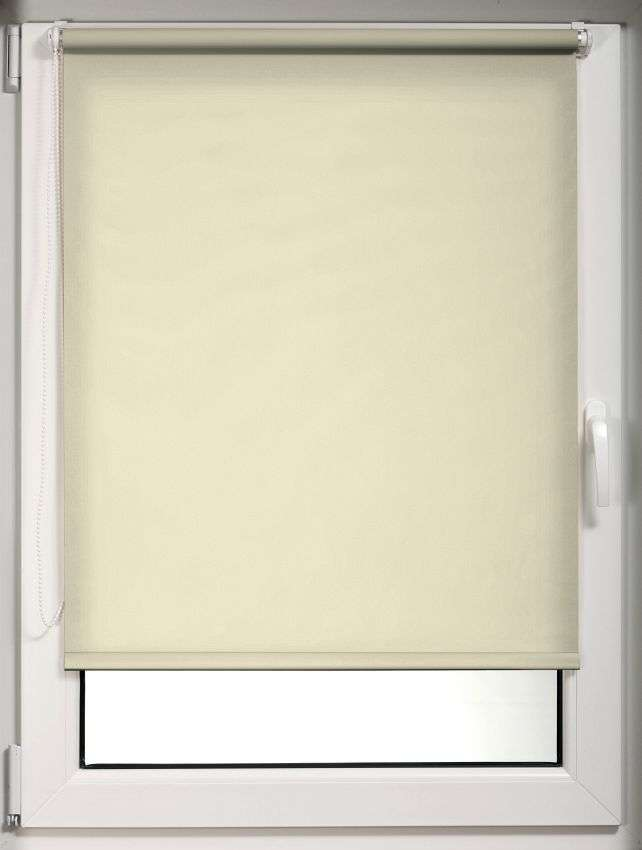 Mini roller blind (compact design for fitting inside window recess) in collection Roller blind transparent, fabric: 4932