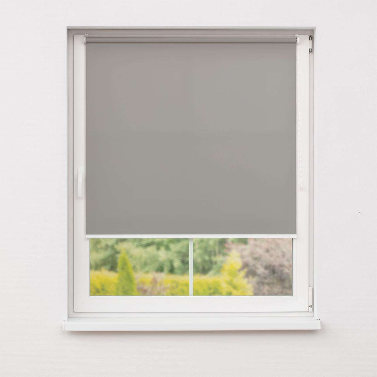 Mini roller blind (compact design for fitting inside window recess) in collection Roller blind transparent, fabric: 4993