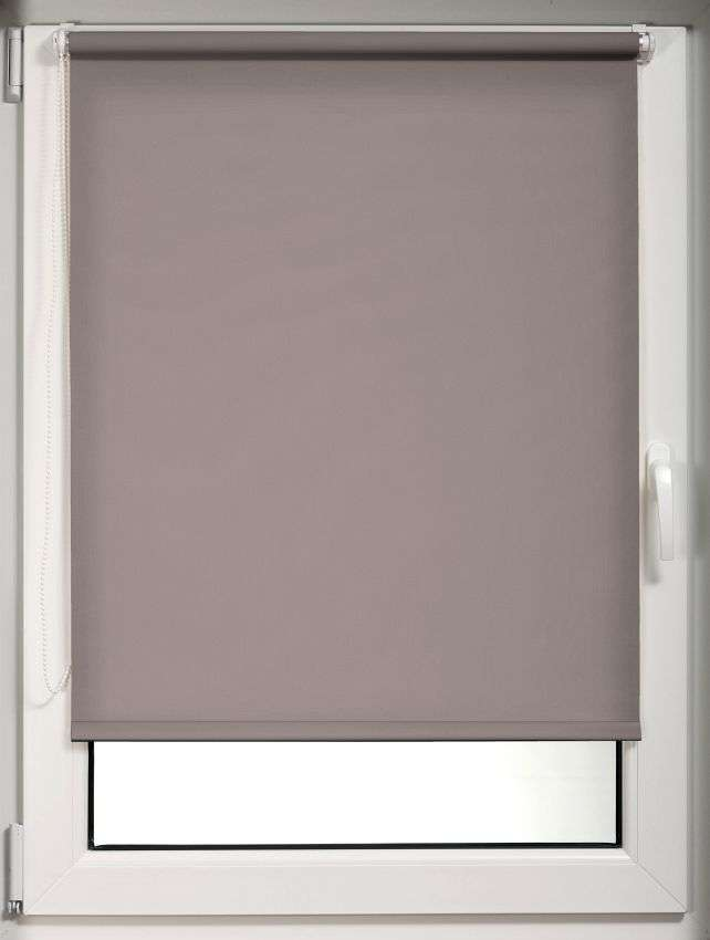 Window recess roller blind in collection Roller blind transparent, fabric: 5005