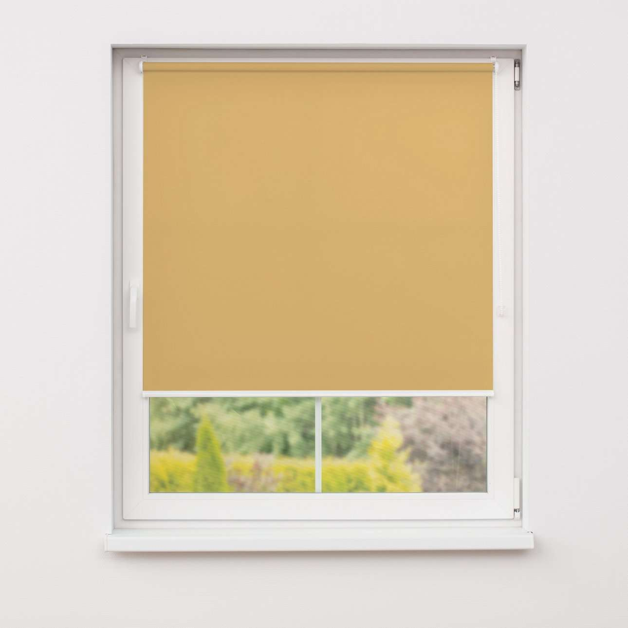 Mini blackout roller blind in collection Roller blind blackout, fabric: 059