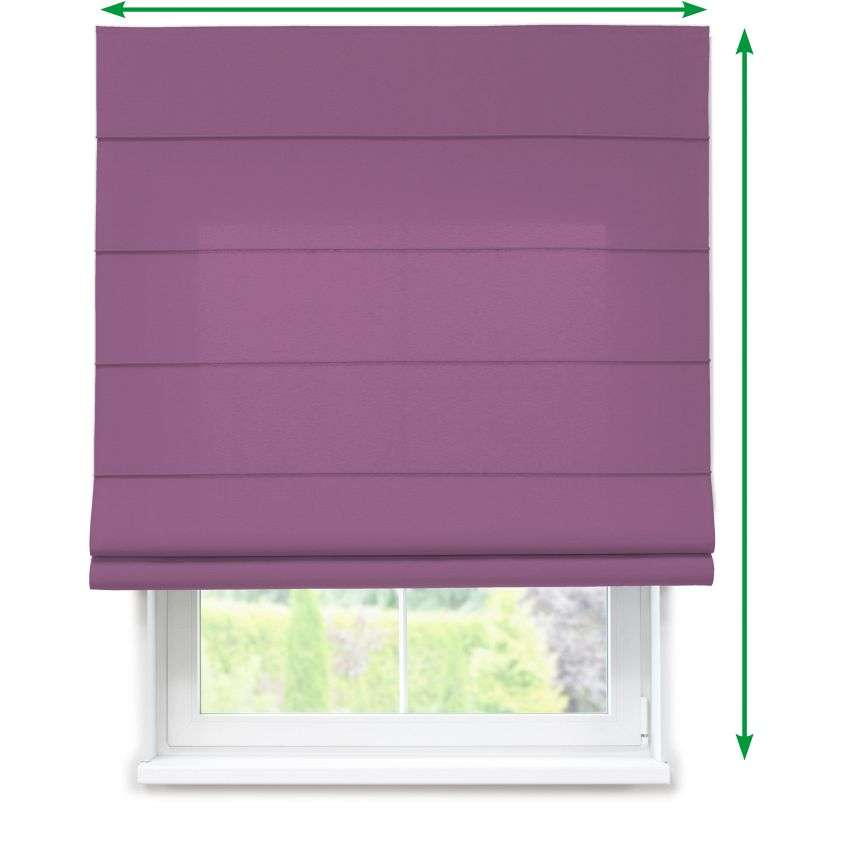 Lined roman blind in collection SALE, fabric: 139-93