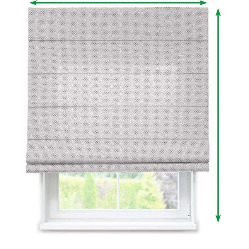 Lined roman blind in collection Christmas , fabric: 630-06