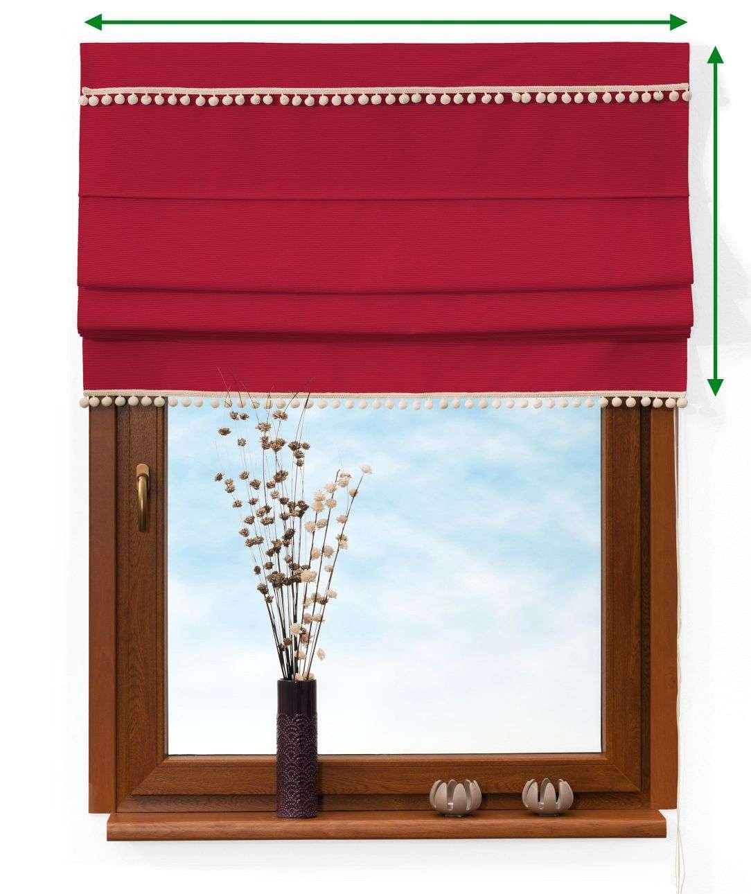 Raffroló Padova Chic a kollekcióból Cotton Panama Bútorszövet, Dekoranyag: 702-04