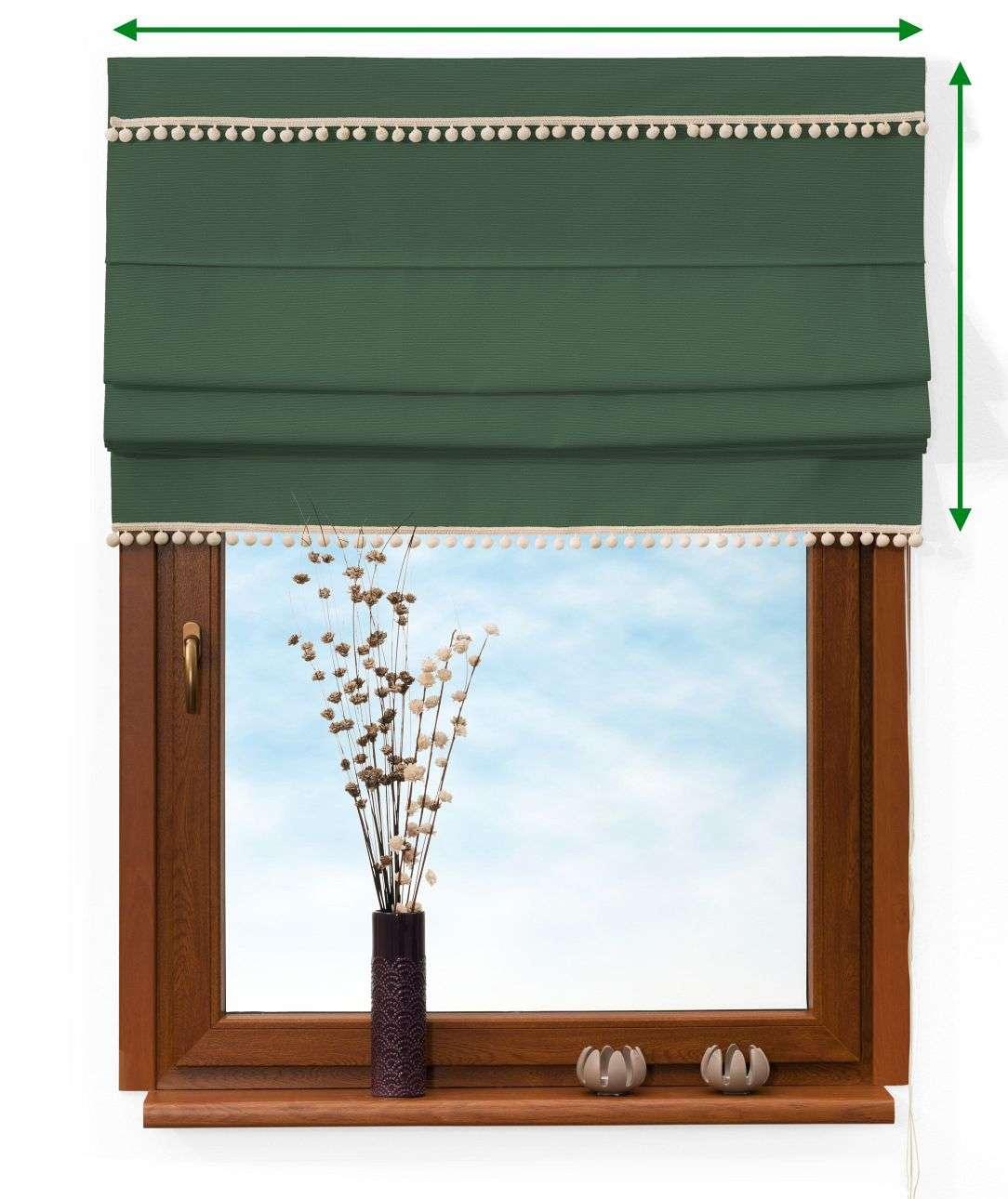 Raffroló Padova Chic a kollekcióból Cotton Panama Bútorszövet, Dekoranyag: 702-06