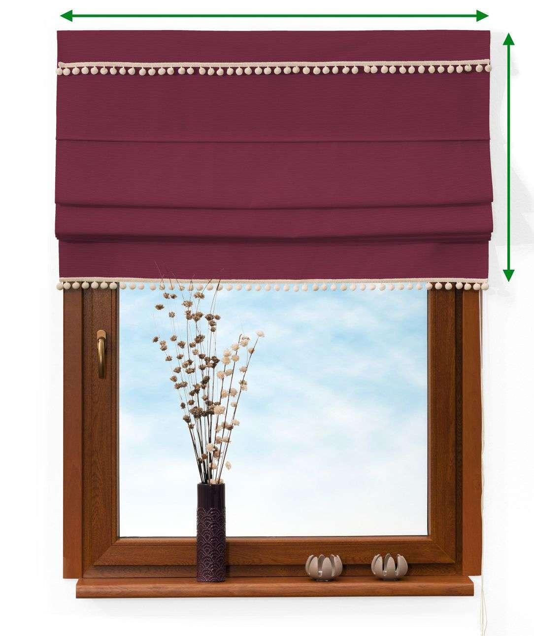 Raffroló Padova Chic a kollekcióból Cotton Panama Bútorszövet, Dekoranyag: 702-32
