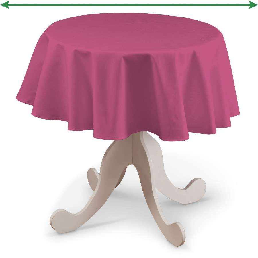 Staltiesės (apvaliam stalui) kolekcijoje Loneta, audinys: 133-60