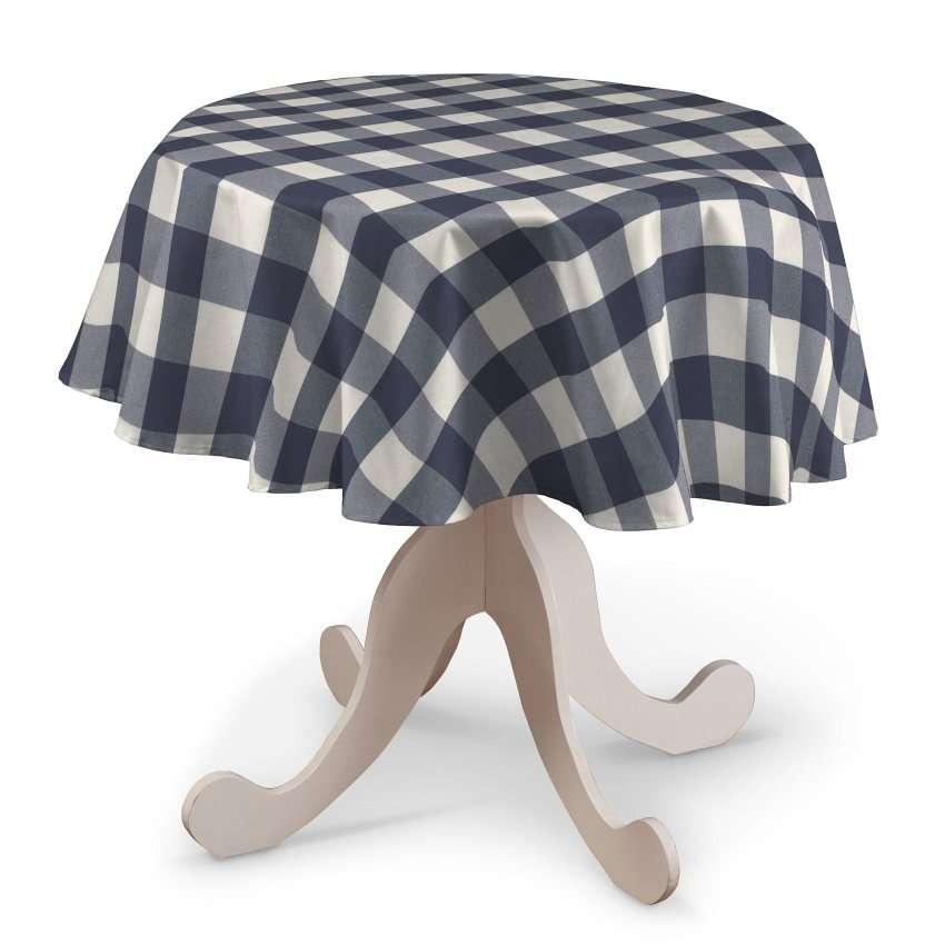 Staltiesės (apvaliam stalui) kolekcijoje Quadro, audinys: 136-03