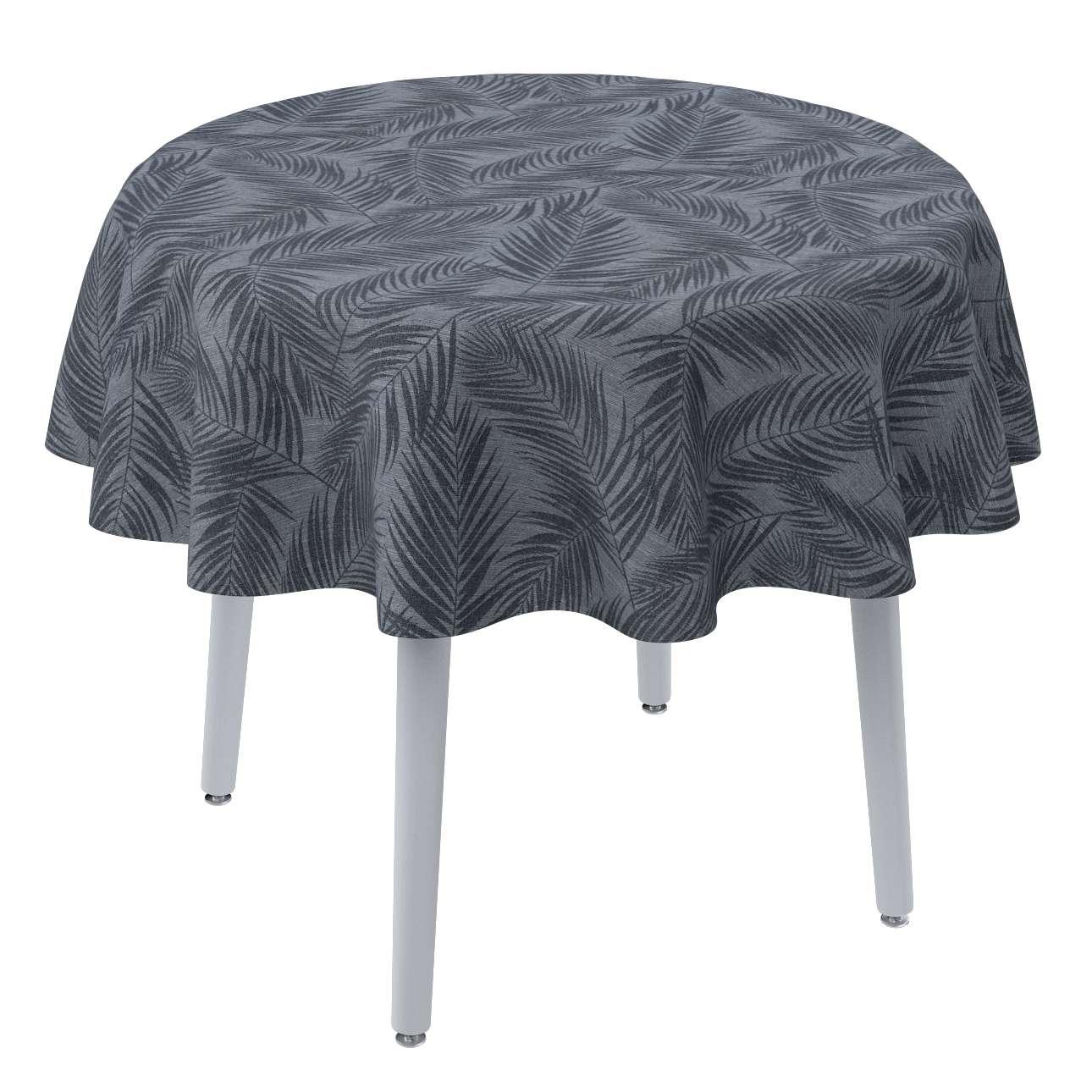 Runde borddug fra kollektionen Venice, Stof: 143-53