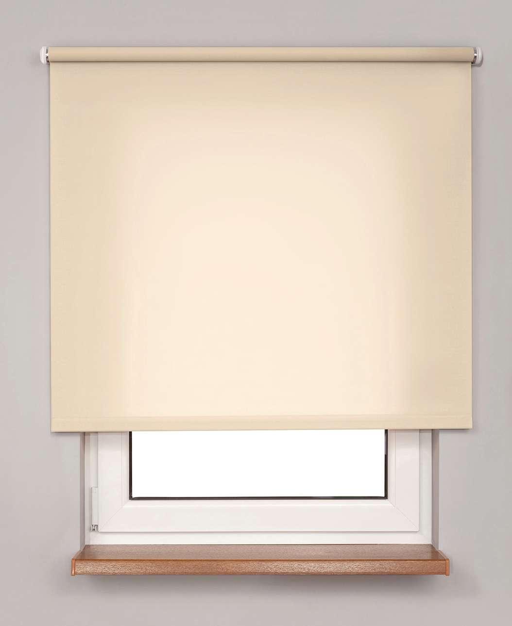 Blickdichtes Rollo mit Smartroll-System™ von der Kollektion Rollos- blickdicht, Stoff: 4996