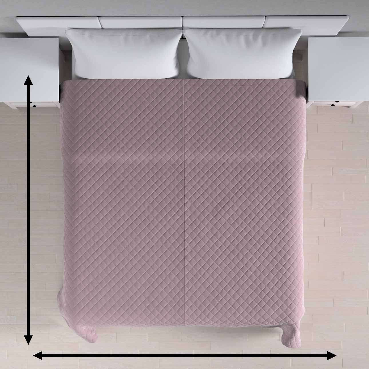 Posh Velvet bedspread in collection Posh Velvet, fabric: 704-14