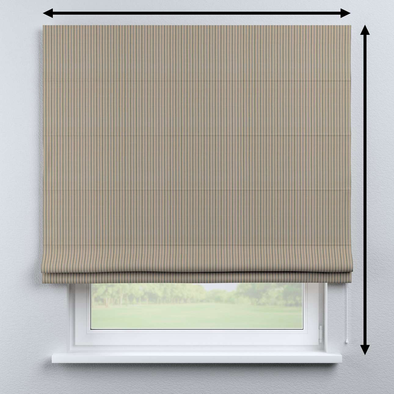 Bari roman blind in collection Londres, fabric: 143-38