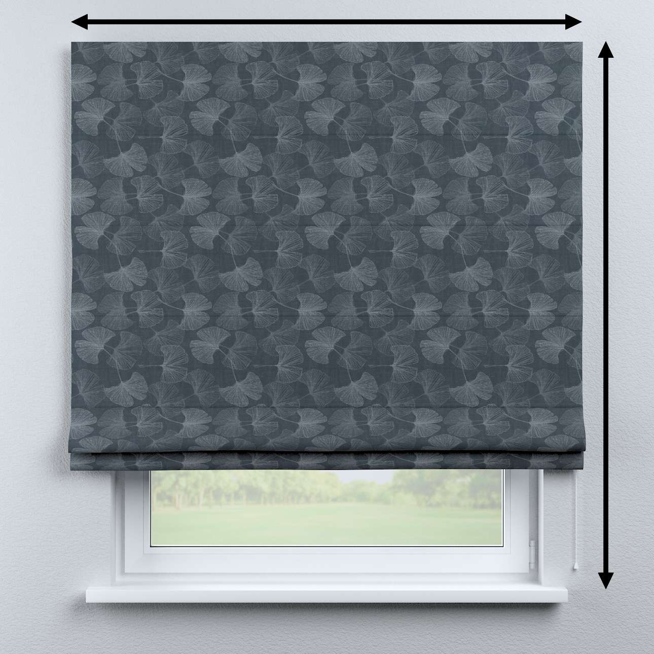 Bari roman blind in collection Venice, fabric: 143-52