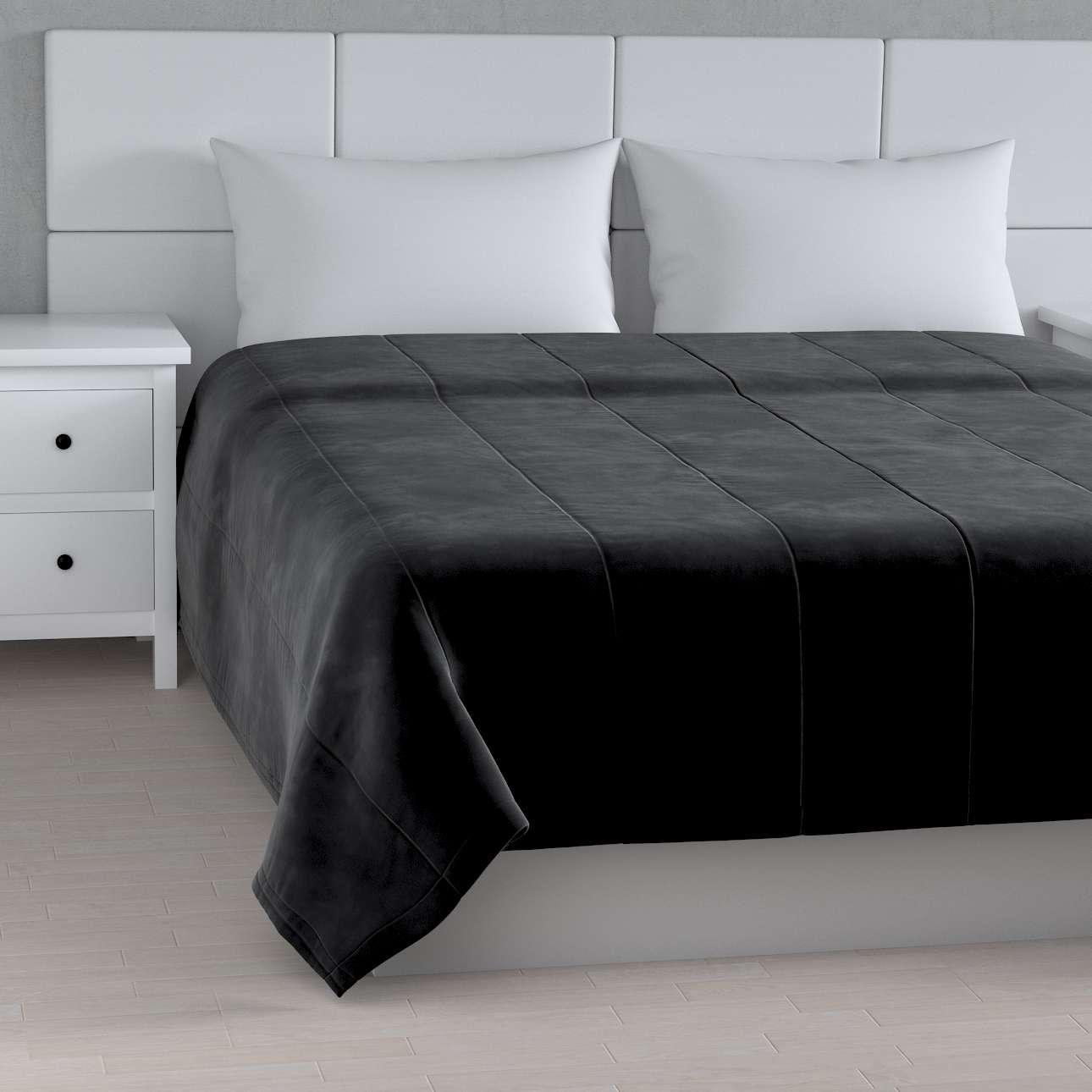 Velvet kolekcijos lovatiesės su vertikaliu dygsniavimu kolekcijoje Velvetas/Aksomas, audinys: 704-17